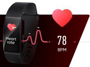 realme heart monitoring